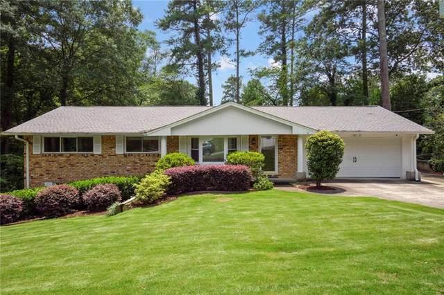 2604 Sunny Lane SE, Marietta, GA 30067 (MLS #6919340) :: Path & Post Real Estate