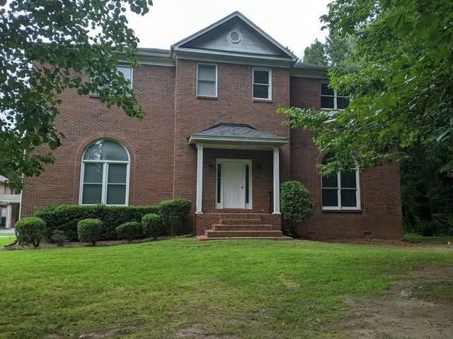 8855 Carroll Manor Drive, Sandy Springs, GA 30350 (MLS #6919348) :: North Atlanta Home Team