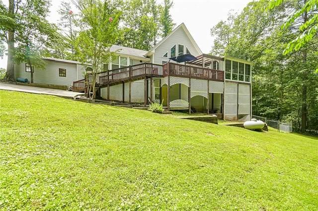 6640 Lakeshore Drive, Gainesville, GA 30506 (MLS #6919358) :: North Atlanta Home Team