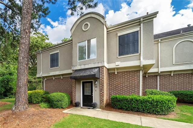 3301 Henderson Mill Road Q1, Atlanta, GA 30341 (MLS #6919406) :: North Atlanta Home Team