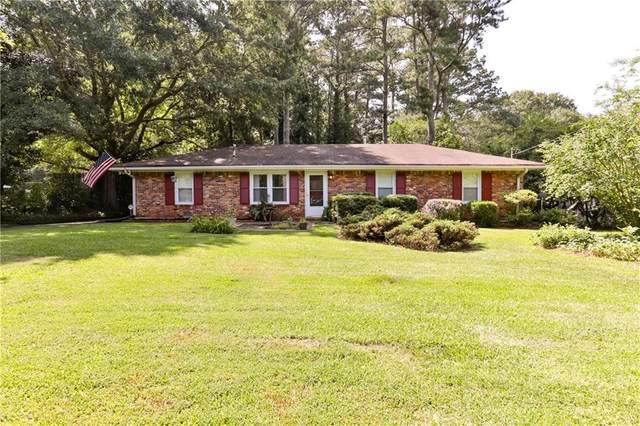 4914 Maurice Drive, Lilburn, GA 30047 (MLS #6919421) :: Dawn & Amy Real Estate Team