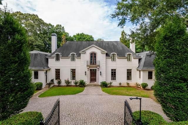 1250 Beechwood Hills Court NW, Atlanta, GA 30327 (MLS #6919453) :: The Gurley Team