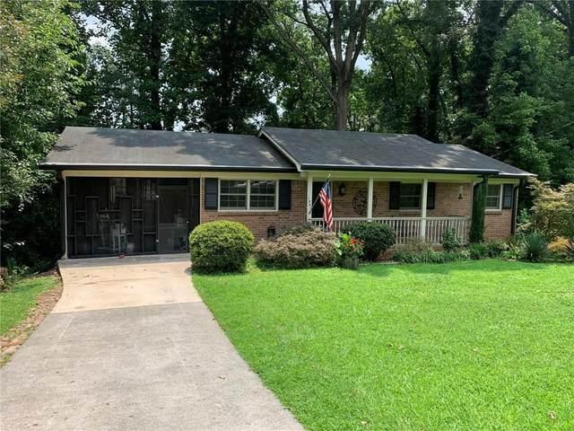1084 Mountain View Drive, Marietta, GA 30062 (MLS #6919457) :: Path & Post Real Estate