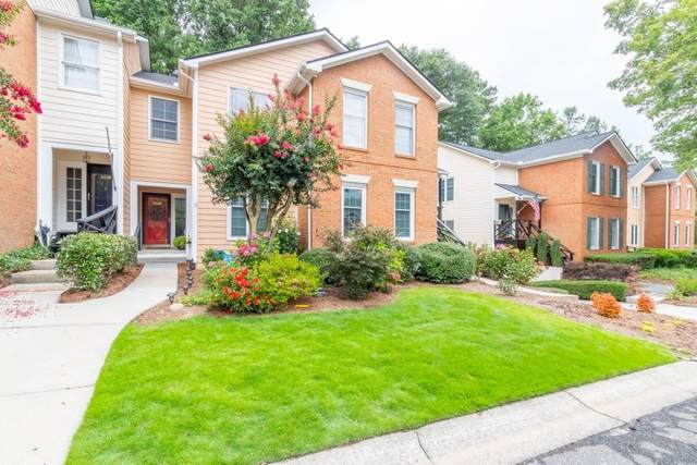 6548 Deerings Lane, Peachtree Corners, GA 30092 (MLS #6919472) :: Scott Fine Homes at Keller Williams First Atlanta