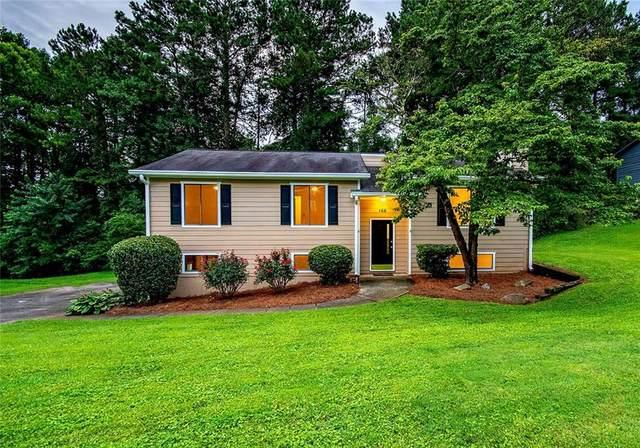 166 Castleair Drive NE, Kennesaw, GA 30144 (MLS #6919473) :: Path & Post Real Estate