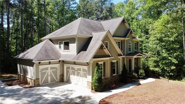 207 Bluff Creek Drive, Woodstock, GA 30188 (MLS #6919478) :: Kennesaw Life Real Estate