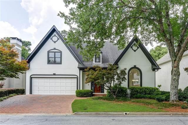 2367 Littlebrooke Drive, Dunwoody, GA 30338 (MLS #6919484) :: North Atlanta Home Team