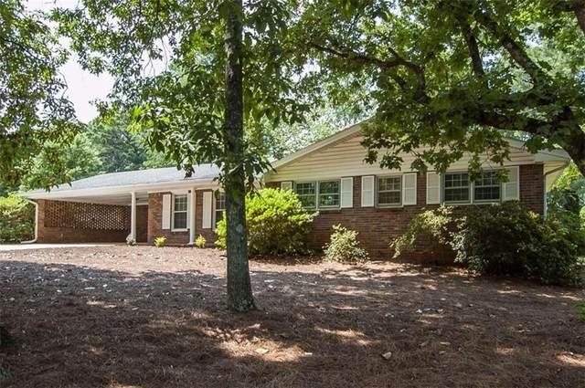 5603 Crestwood Drive, Stone Mountain, GA 30087 (MLS #6919495) :: Maximum One Partners