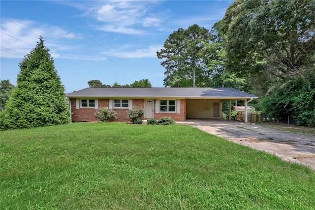4193 Neil Drive, Powder Springs, GA 30127 (MLS #6919499) :: North Atlanta Home Team