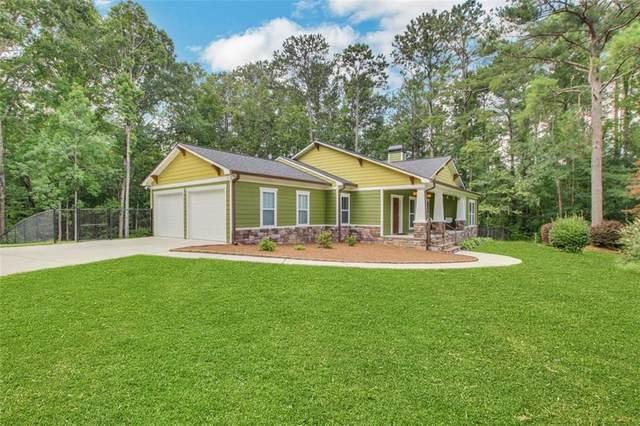 564 Clyde Cole Road, Dallas, GA 30157 (MLS #6919500) :: Compass Georgia LLC