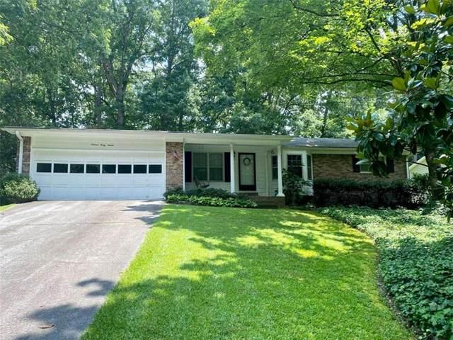 1647 Deer Run Road, Lawrenceville, GA 30043 (MLS #6919505) :: Path & Post Real Estate