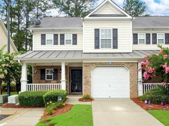 111 Terrace Walk, Woodstock, GA 30189 (MLS #6919510) :: North Atlanta Home Team