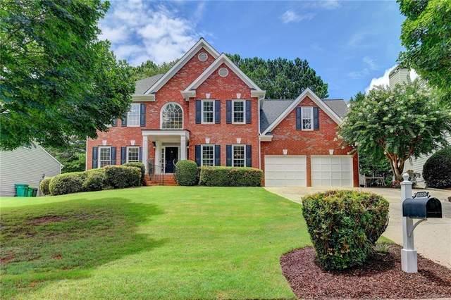 415 Millhaven Way, Johns Creek, GA 30005 (MLS #6919518) :: Scott Fine Homes at Keller Williams First Atlanta
