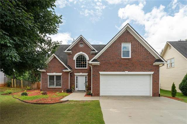 3450 Maple Terrace Drive, Suwanee, GA 30024 (MLS #6919522) :: North Atlanta Home Team