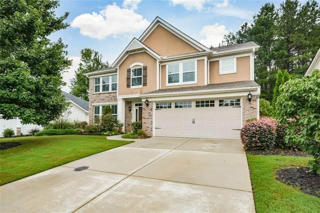 27 Floating Leaf Way, Dallas, GA 30132 (MLS #6919523) :: Kennesaw Life Real Estate