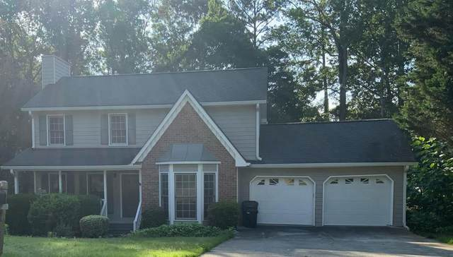300 Clubhouse Court NW, Kennesaw, GA 30144 (MLS #6919527) :: Maximum One Partners