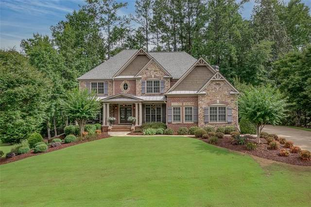 4436 Sterling Pointe Drive NW, Kennesaw, GA 30152 (MLS #6919552) :: Path & Post Real Estate