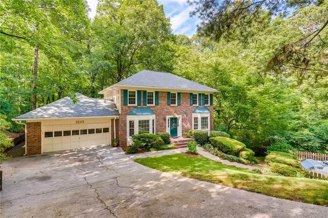 2543 Hunton Court NE, Marietta, GA 30068 (MLS #6919561) :: Path & Post Real Estate