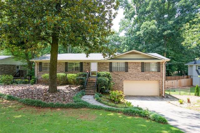4136 Antler Trail SE, Smyrna, GA 30082 (MLS #6919564) :: North Atlanta Home Team