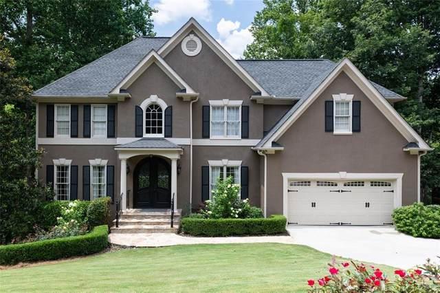 5575 Ashewoode Downs Drive, Alpharetta, GA 30005 (MLS #6919568) :: North Atlanta Home Team