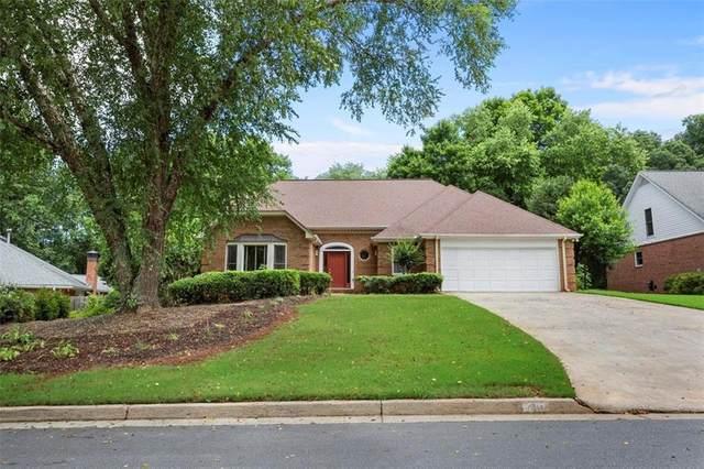 210 Hidden Meadow Drive, Alpharetta, GA 30004 (MLS #6919598) :: Scott Fine Homes at Keller Williams First Atlanta