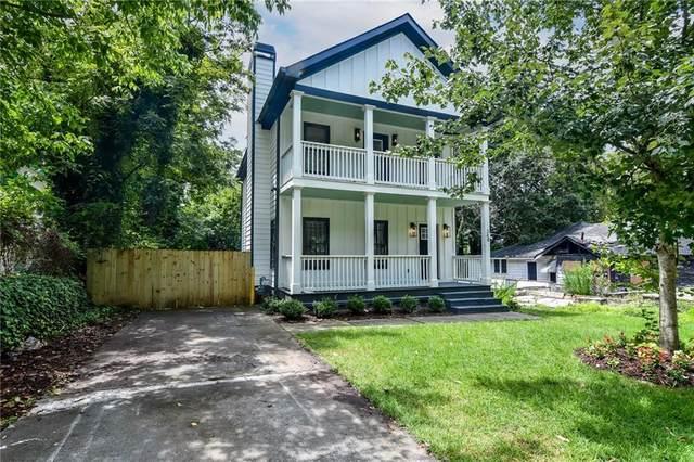 364 Tazor Street NW, Atlanta, GA 30314 (MLS #6919602) :: The Atlanta Real Estate Group
