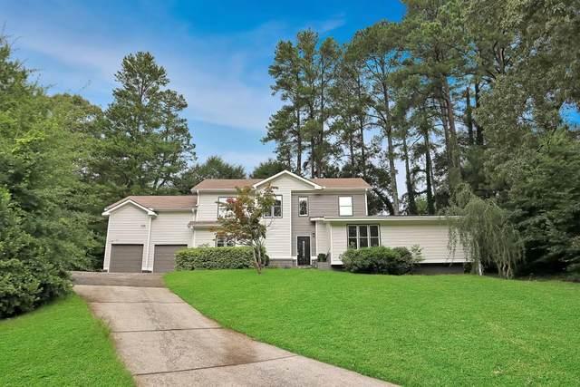 1570 Beechcliff Drive, Atlanta, GA 30329 (MLS #6919613) :: North Atlanta Home Team