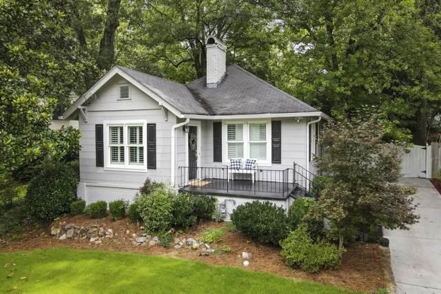 2034 Fairhaven Circle NE, Atlanta, GA 30305 (MLS #6919618) :: RE/MAX Prestige