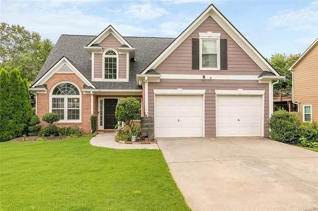5080 Newpark Drive NW, Acworth, GA 30101 (MLS #6919648) :: Path & Post Real Estate