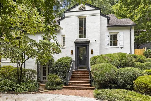 1958 Walthall Drive NW, Atlanta, GA 30318 (MLS #6919662) :: Charlie Ballard Real Estate