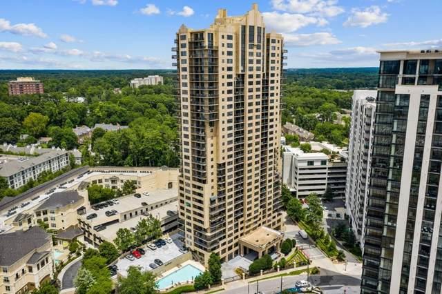 3481 Lakeside Drive #2701, Atlanta, GA 30326 (MLS #6919666) :: North Atlanta Home Team