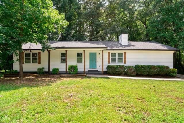 123 Belair Trail, Stockbridge, GA 30281 (MLS #6919672) :: North Atlanta Home Team