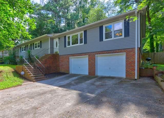 2491 Cottonwood Drive, Marietta, GA 30066 (MLS #6919685) :: North Atlanta Home Team
