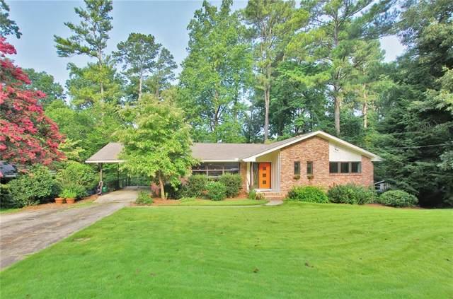 1646 Montcliff Court, Decatur, GA 30033 (MLS #6919697) :: North Atlanta Home Team