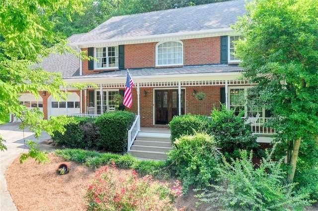 2849 Windsor Oaks Trace, Marietta, GA 30066 (MLS #6919703) :: Kennesaw Life Real Estate
