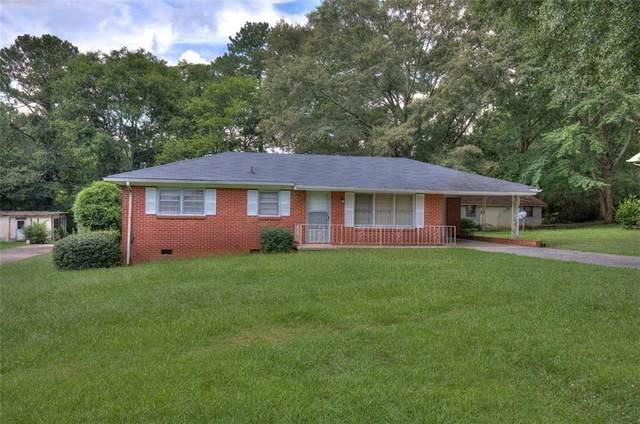 12 Wayne Avenue SE, Cartersville, GA 30120 (MLS #6919713) :: North Atlanta Home Team