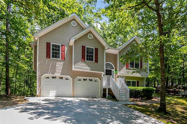 105 Lone Bear Drive, Waleska, GA 30183 (MLS #6919723) :: Path & Post Real Estate