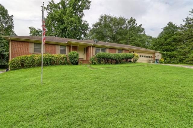 670 Kirkus Drive SE, Conyers, GA 30094 (MLS #6919724) :: North Atlanta Home Team