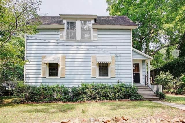16 Hillside Avenue, Lindale, GA 30147 (MLS #6919732) :: North Atlanta Home Team