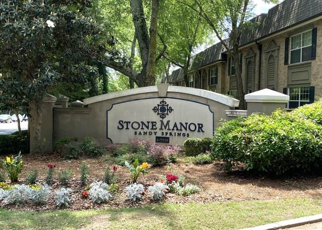6980 Roswell Road P4, Atlanta, GA 30328 (MLS #6919740) :: North Atlanta Home Team