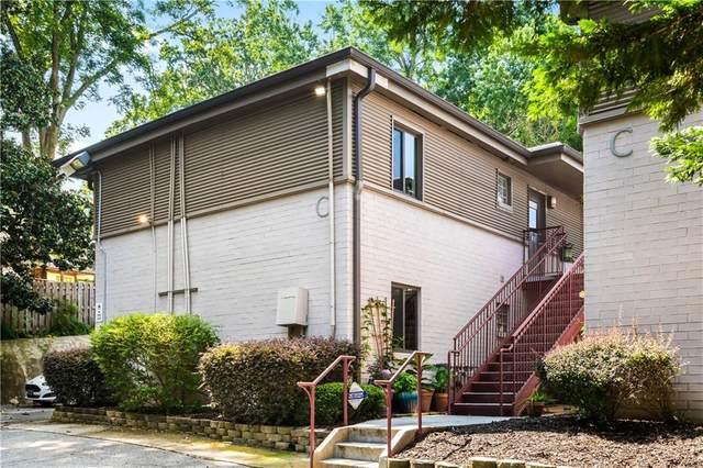 1355 Euclid Avenue NE 39C, Atlanta, GA 30307 (MLS #6919752) :: North Atlanta Home Team