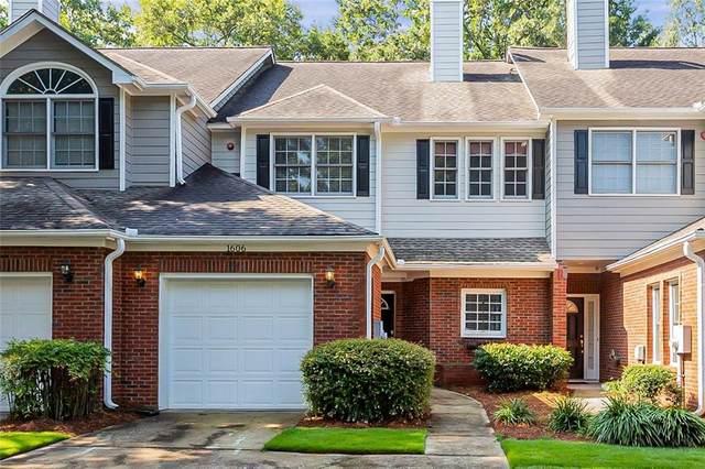 1606 Ivy Spring Drive SE, Smyrna, GA 30080 (MLS #6919755) :: North Atlanta Home Team