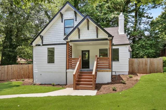 963 Westmont Road SW, Atlanta, GA 30311 (MLS #6919758) :: Maximum One Partners