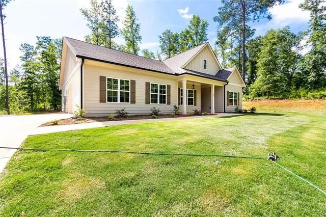 981 Roscoe Davis Road, Monroe, GA 30656 (MLS #6919761) :: Path & Post Real Estate