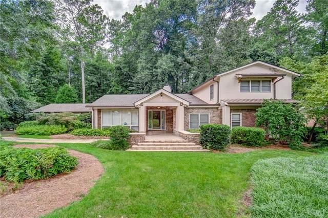 1946 Castleway Lane NE, Atlanta, GA 30345 (MLS #6919765) :: Scott Fine Homes at Keller Williams First Atlanta