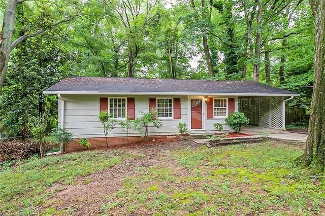 893 Verdi Way, Clarkston, GA 30021 (MLS #6919769) :: North Atlanta Home Team
