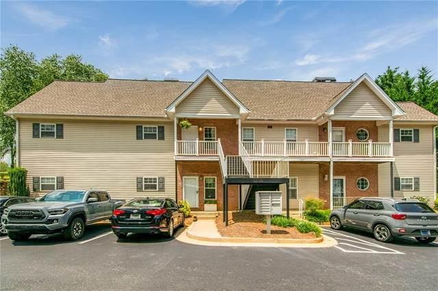 1709 Bald Ridge Marina Road 1709-2, Cumming, GA 30041 (MLS #6919779) :: North Atlanta Home Team