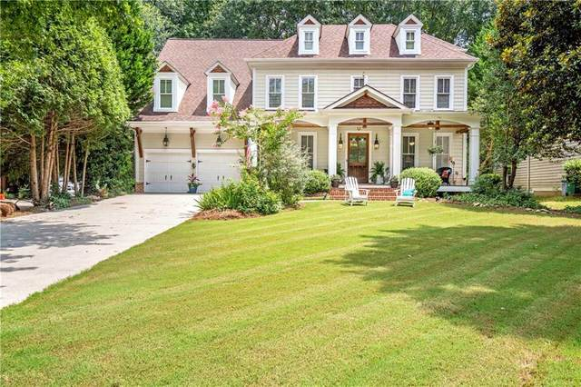 124 Rivercrest Lane, Suwanee, GA 30024 (MLS #6919788) :: North Atlanta Home Team