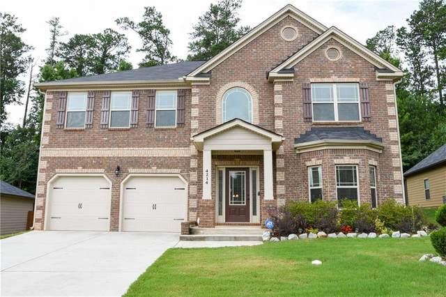 4214 Sawgrass Drive, Lithonia, GA 30038 (MLS #6919817) :: North Atlanta Home Team