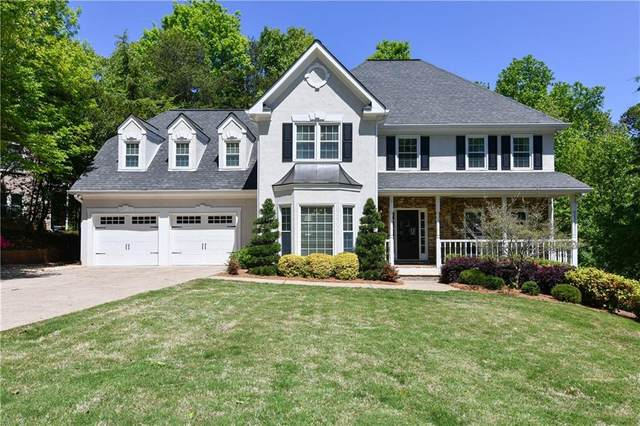 4770 W Forest Peak, Marietta, GA 30066 (MLS #6919830) :: Kennesaw Life Real Estate